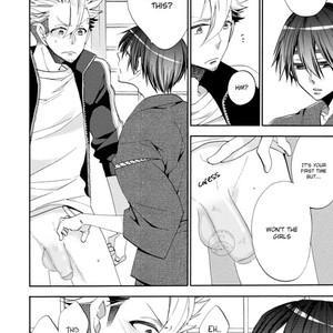 [YOSHIDAYA Roku] Ookami-san to Eroi koto [Eng] – Gay Comics image 056