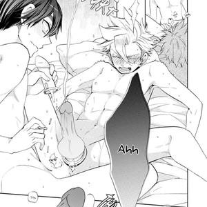 [YOSHIDAYA Roku] Ookami-san to Eroi koto [Eng] – Gay Comics image 110