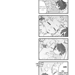 [YOSHIDAYA Roku] Ookami-san to Eroi koto [Eng] – Gay Comics image 118