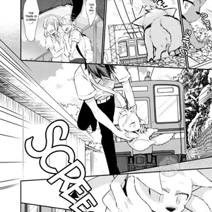 [YOSHIDAYA Roku] Ookami-san to Eroi koto [Eng] – Gay Comics image 123
