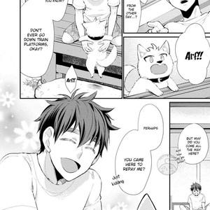 [YOSHIDAYA Roku] Ookami-san to Eroi koto [Eng] – Gay Comics image 127