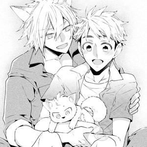 [YOSHIDAYA Roku] Ookami-san to Eroi koto [Eng] – Gay Comics image 158
