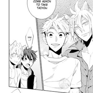 [YOSHIDAYA Roku] Ookami-san to Eroi koto [Eng] – Gay Comics image 175
