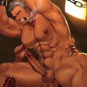 [Arkapami] Smoker (Onepiece) – Gay Comics
