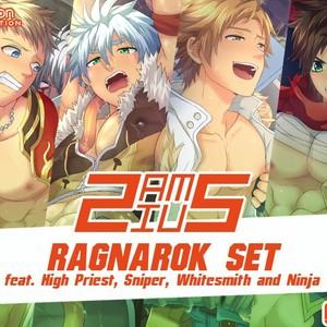 [Zamius] Ragnarok Online Set – Snipers – Gay Comics
