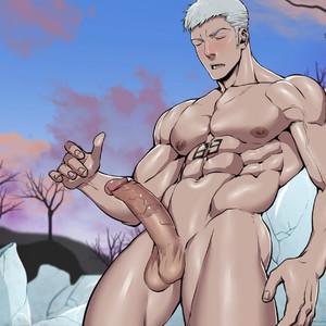 [Suyohara] hisagi and kensei (Bleach) – Gay Comics