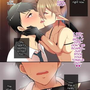 [Negishiomeron] Kimi no Doutei Seishi Boku ni Choudai♪ [Eng] – Gay Comics image 016
