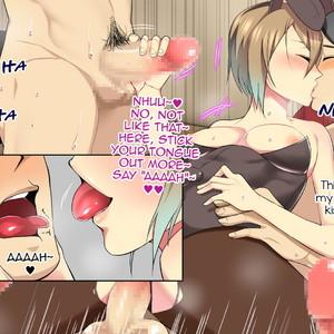 [Negishiomeron] Kimi no Doutei Seishi Boku ni Choudai♪ [Eng] – Gay Comics image 176