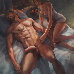 [Aenaluck] Art – Gay Comics
