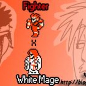 [Hoshinoedao] Final Fantasy dj – Fighter x White Mage [kr] – Gay Comics