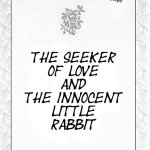 Hetalia dj – The Seeker of Love and the Innocent Little Rabbit [Eng] – Gay Comics