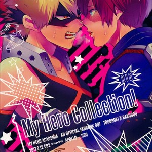 [Apollo/ Jiro] My Hero Collection! (c.1) – Boku no Hero Academia dj [kr] – Gay Comics image 001