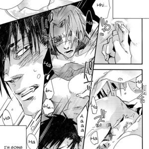 [heinel] Tattoo – Gangsta. dj [ENG] – Gay Comics image 013