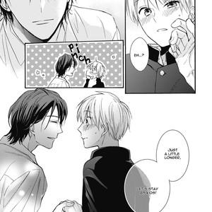 [FUJITANI Youko] Ii Ko Ii Ko Shiteageru [Eng] – Gay Comics image 031