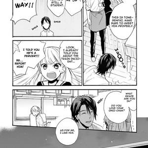 [FUJITANI Youko] Ii Ko Ii Ko Shiteageru [Eng] – Gay Comics image 090