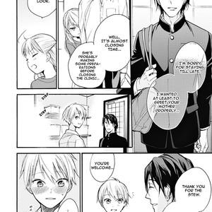[FUJITANI Youko] Ii Ko Ii Ko Shiteageru [Eng] – Gay Comics image 091