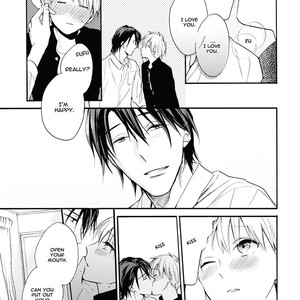 [FUJITANI Youko] Ii Ko Ii Ko Shiteageru [Eng] – Gay Comics image 133