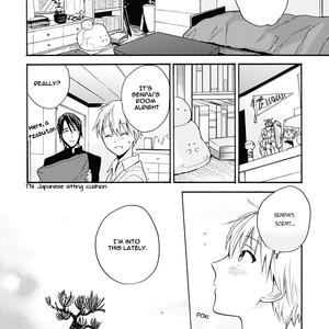 [FUJITANI Youko] Ii Ko Ii Ko Shiteageru [Eng] – Gay Comics image 154
