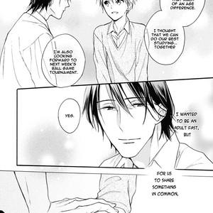 [FUJITANI Youko] Ii Ko Ii Ko Shiteageru [Eng] – Gay Comics image 158