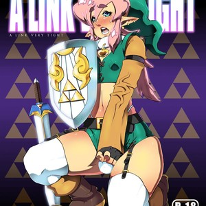 [Dragoon-Rekka] A LINK VERY TIGHT – The Legend of Zelda dj [Eng] – Gay Comics