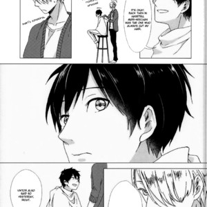 [Dezile] Made By You – Yuri!!!on Ice dj [Eng] – Gay Comics image 008