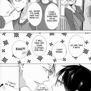 [Dezile] Made By You – Yuri!!!on Ice dj [Eng] – Gay Comics image 011