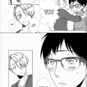 [Dezile] Made By You – Yuri!!!on Ice dj [Eng] – Gay Comics image 018