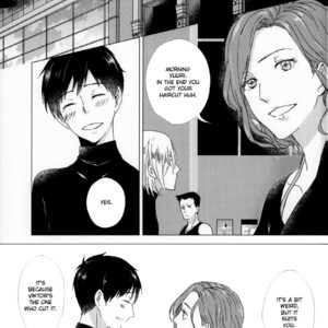 [Dezile] Made By You – Yuri!!!on Ice dj [Eng] – Gay Comics image 020