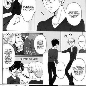 [Batachiki (masumasu)] Uun…Love Hotel kana – Yuri on Ice dj [Eng] – Gay Comics