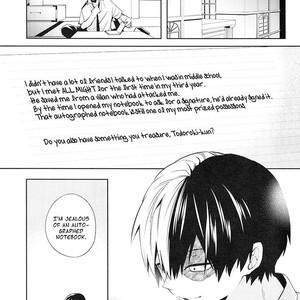 [Zeroshiki/ Kabosu] BnHa dj – Sweet Metronome [Eng] – Gay Comics image 011