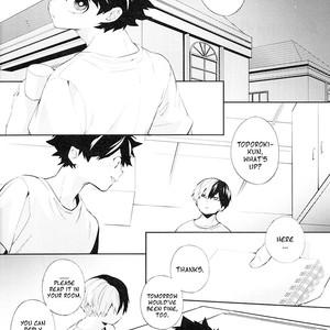 [Zeroshiki/ Kabosu] BnHa dj – Sweet Metronome [Eng] – Gay Comics image 014