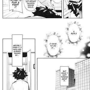 [Zeroshiki/ Kabosu] BnHa dj – Sweet Metronome [Eng] – Gay Comics image 020