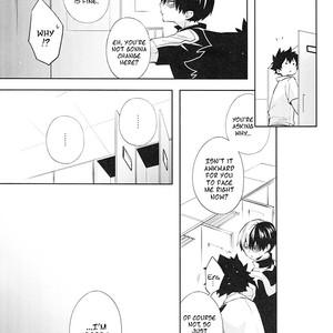 [Zeroshiki/ Kabosu] BnHa dj – Sweet Metronome [Eng] – Gay Comics image 021