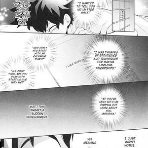 [Zeroshiki/ Kabosu] BnHa dj – Sweet Metronome [Eng] – Gay Comics image 024