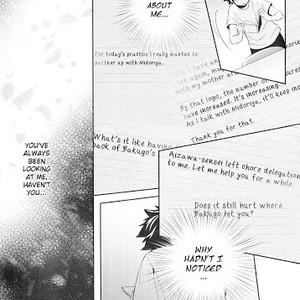 [Zeroshiki/ Kabosu] BnHa dj – Sweet Metronome [Eng] – Gay Comics image 025