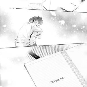 [Zeroshiki/ Kabosu] BnHa dj – Sweet Metronome [Eng] – Gay Comics image 028