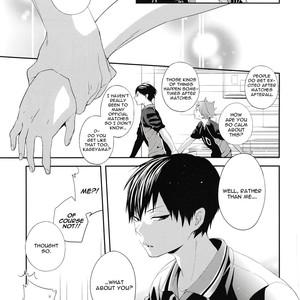 [Zeroshiki (Kabosu)] Haikyu!! dj – Would You Mind Not Touching my Hinata? [Eng] – Gay Comics image 008