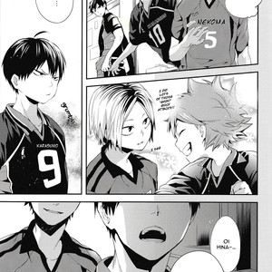 [Zeroshiki (Kabosu)] Haikyu!! dj – Would You Mind Not Touching my Hinata? [Eng] – Gay Comics image 010