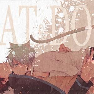[AMAOh! (MIZUKI Tama)] Kuroko no Basuke dj – Cat & Dog [JP] – Gay Comics