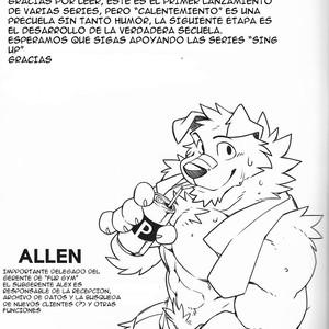 [Takemoto] Warm Up [Español] – Gay Comics image 019