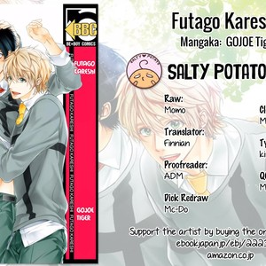 [GOJOE Tiger] Futago Kareshi [Eng] – Gay Comics