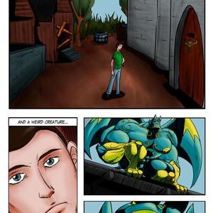 [Dragmon] Zac & Galio Transformation Comic – League of Legends dj [Eng] – Gay Comics