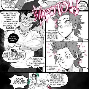 Endkiri Comic – Boku no Hero Academia dj [Eng] – Gay Manga image 002