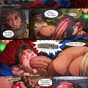 [Hotcha] In The Alley [Eng] – Gay Comics