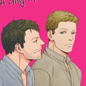 [Silvervine/ mat] A day after the end – Supernatural dj [JP] – Gay Comics
