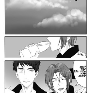 Free! dj – AFTER POOL [Eng] – Gay Comics
