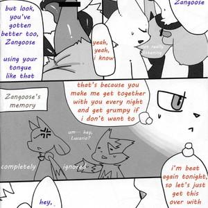 [Odoshiro Canvas] Ningen wa Shinyou Dekinai! | Never Trust Humans! – Pokemon dj [Eng] – Gay Comics image 005
