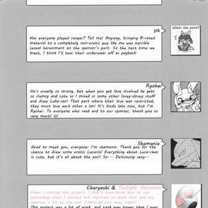 [Odoshiro Canvas] Ningen wa Shinyou Dekinai! | Never Trust Humans! – Pokemon dj [Eng] – Gay Comics image 076