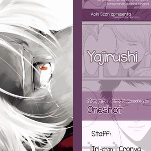 [Harada] Yajirushi [Portuguese] – Gay Comics
