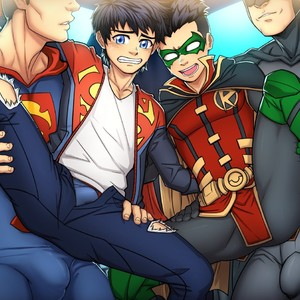 [Suiton] Super Sons – Damian X Jon #2 – Gay Comics